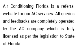 Air Conditioning FLorida